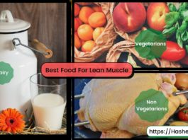 Best Food For Lean Muscle